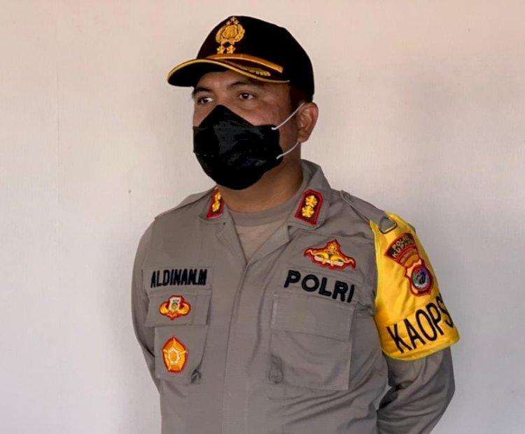 Meskipun ditengah bahaya covid-19, Buser Polres Kupang berhasil menangkap pelaku curat dan curanmor