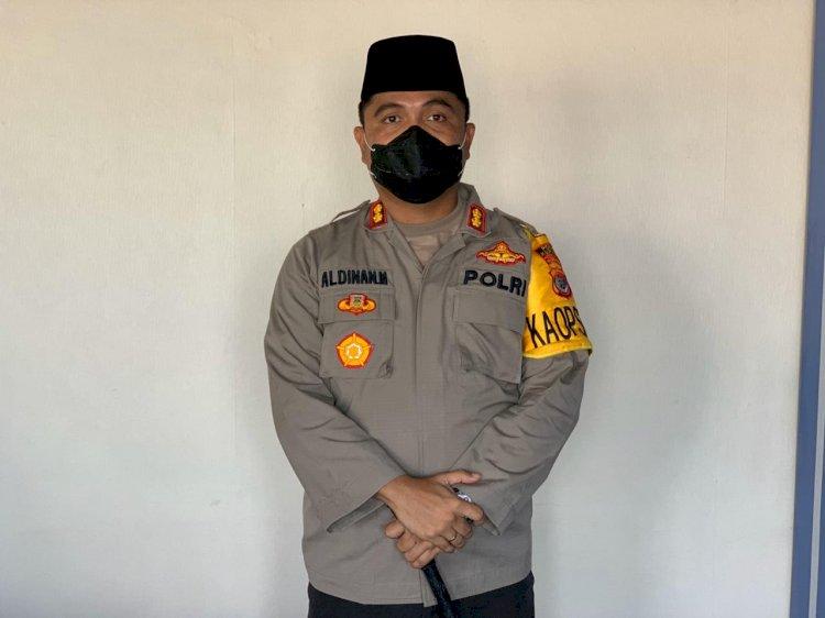 Kapolres Kupang, imbau masyarakat patuhi protokol kesehatan