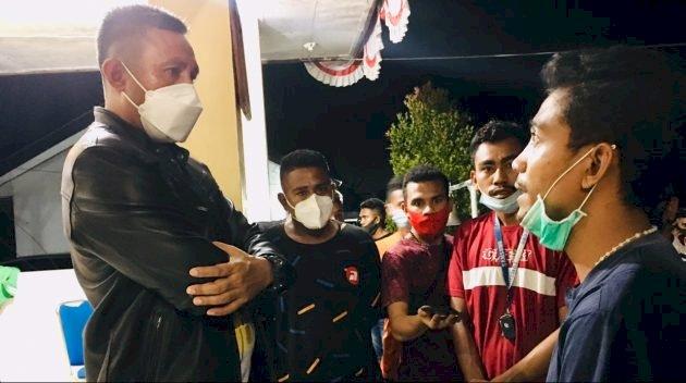 Polsek Kupang Tengah Ringkus 2 Pelaku Penipuan