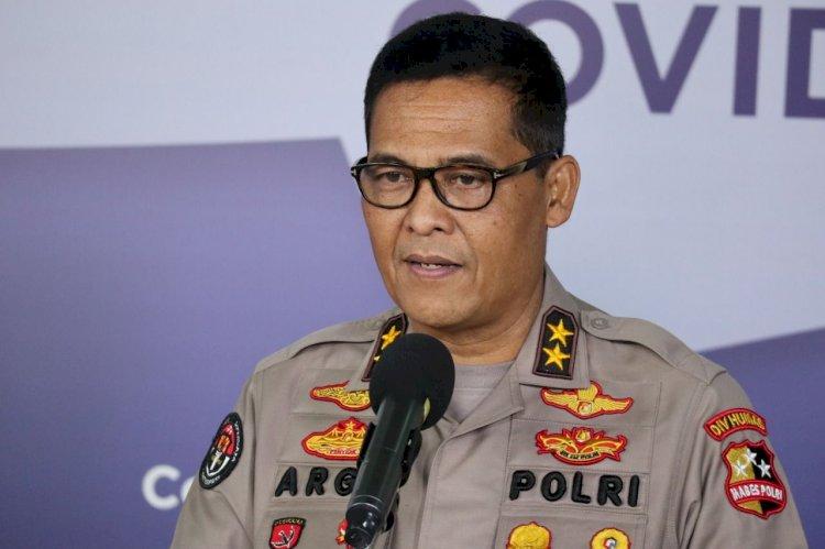 Panglima TNI dan Kapolri Keliling Jabar, DIY, Jatim dan Jateng Tinjau Vaksinasi Massal dan Pos Penyekatan