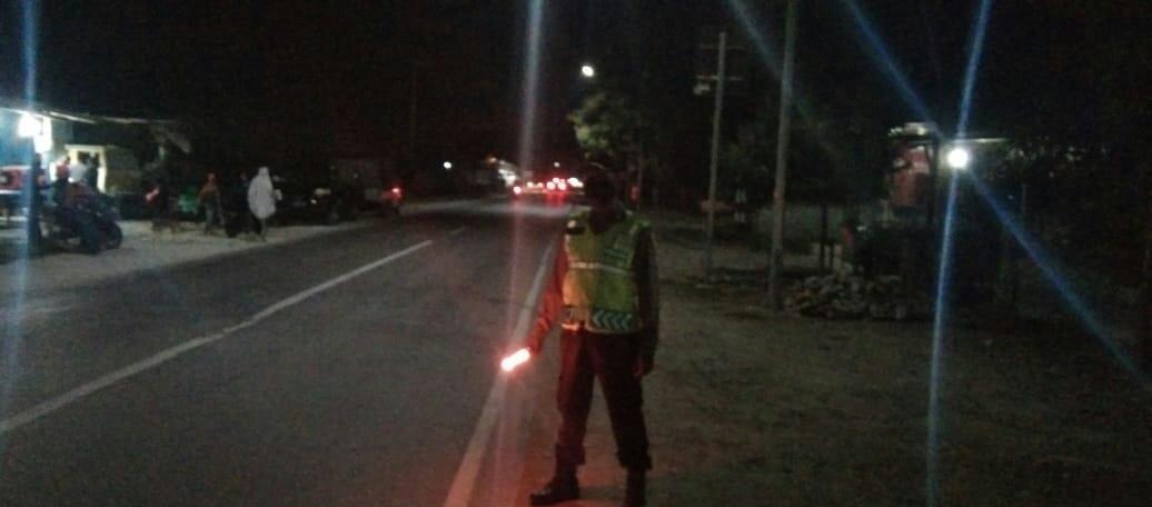 Polisi amankan kegiatan ibadah sholat tarawih